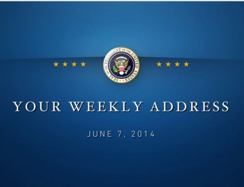 President Obama's Weekly Address Focus: Cost of Higher Education