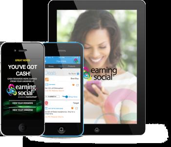 Earning Social Shopping Apps